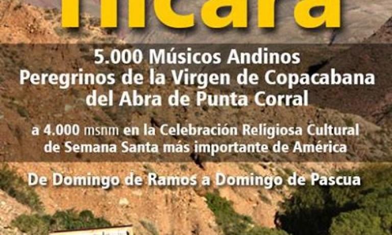 Semana Santa en Tilcara….